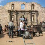 Filming The Alamo