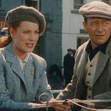 JOhn Wayne & Maureen O'Hara in The Quiet Man