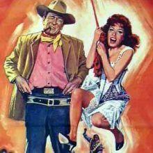 McLintock with John Wayne & Maureen O'Hara