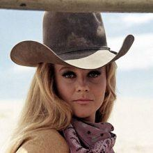 Ann Margret in The Train Robbers