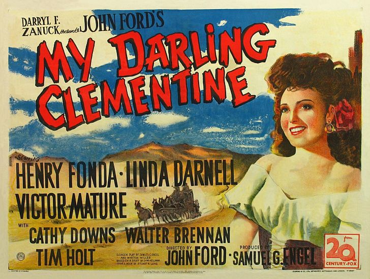 John Ford's classic My Darling Clementine