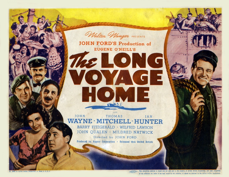 The Long Voyage Home with John Wayne