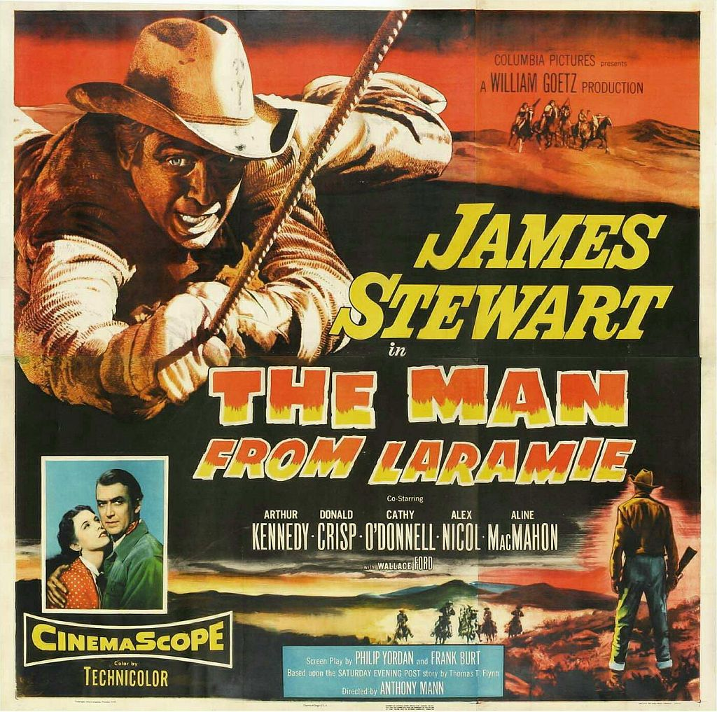 The Man From Laramie with James Stewart
