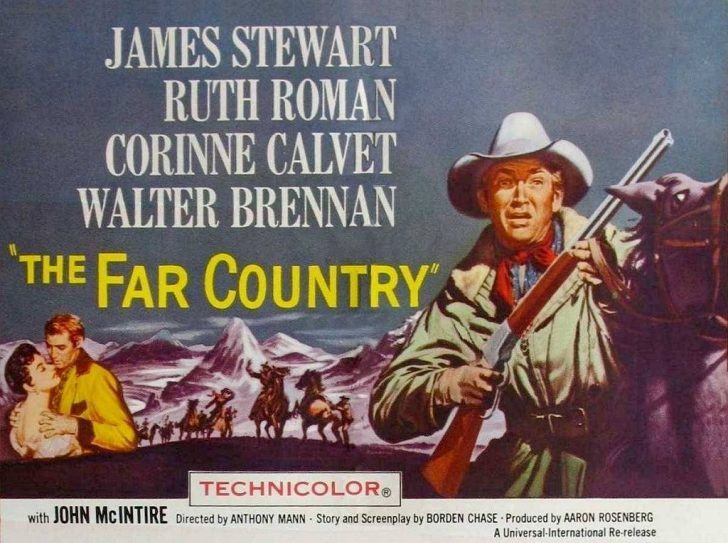 The Far Country with James Stewart