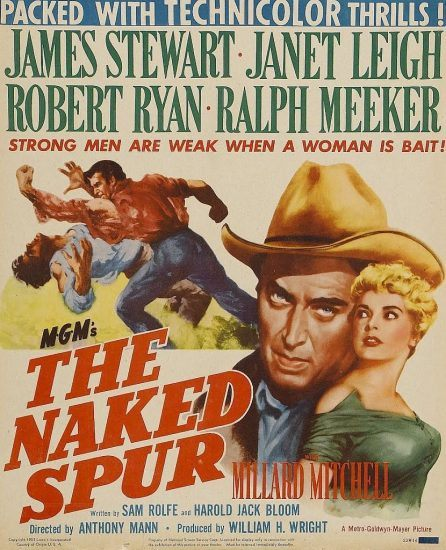 The Naked Spur with James Stewart