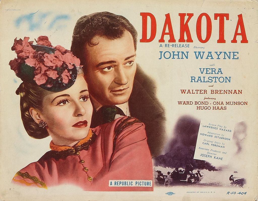 Dakota 1945 movie with John Wayne