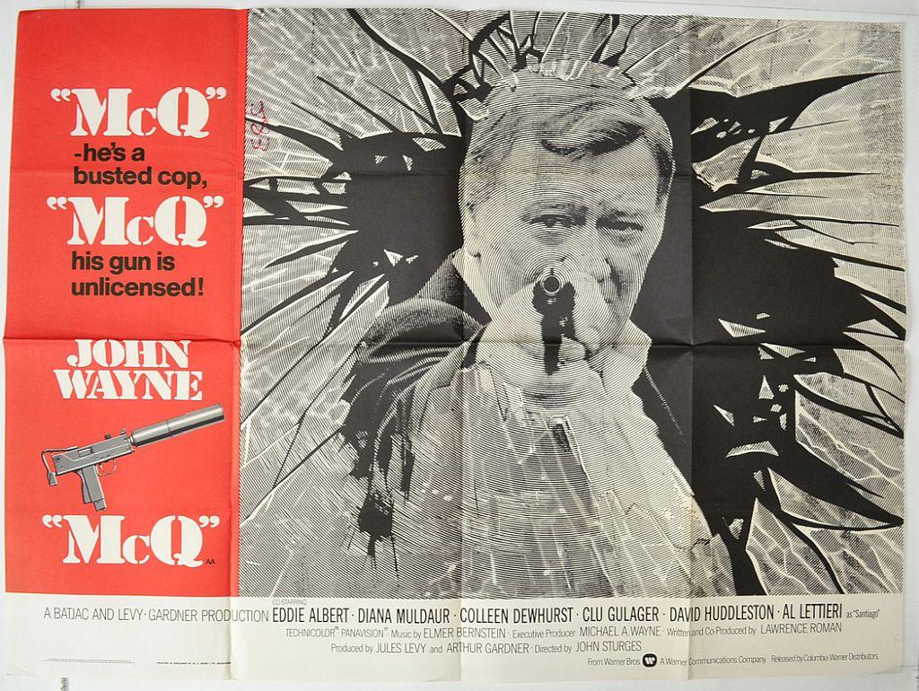 McQ with John Wayne