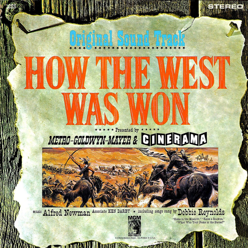How The West Was On image