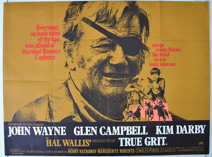 True Grit JOhn Wayne movie