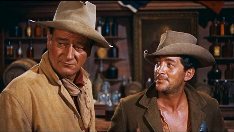 Another of John Wayne movies quotes from Rio Bravo with Dean Martin