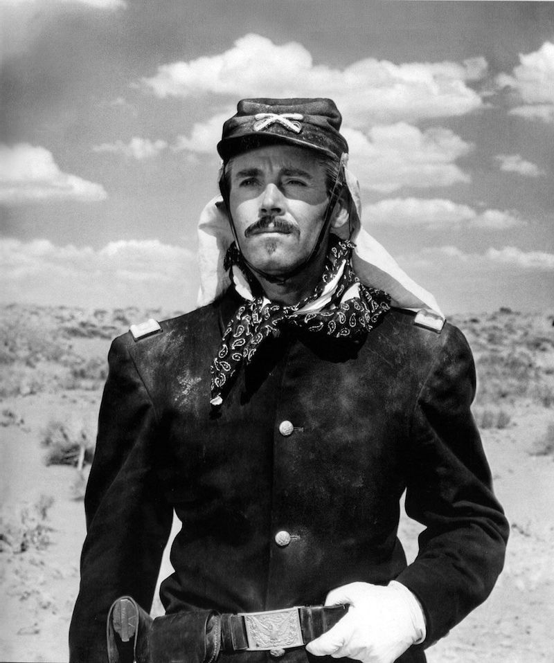 Henry Fonda in Fort Apache