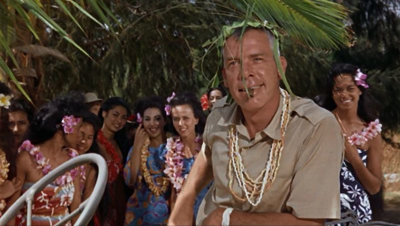 Lee Marvin in Donovan's Reef