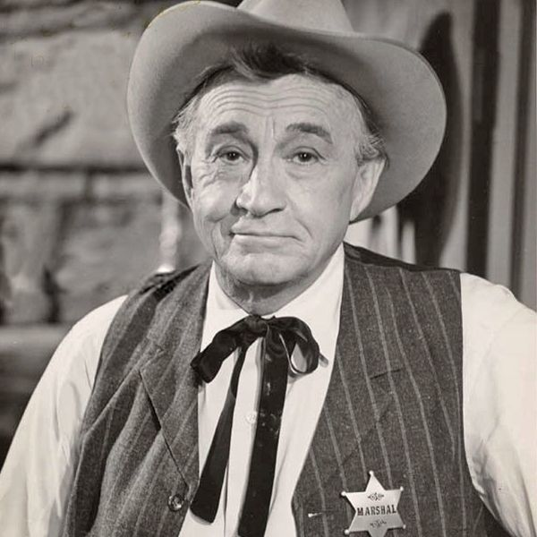 Paul fix as a sheriff