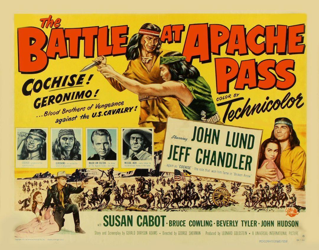 Poster Battle of Apache Pass