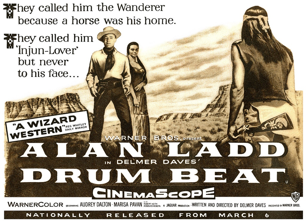 Poster for movie Drum Beat