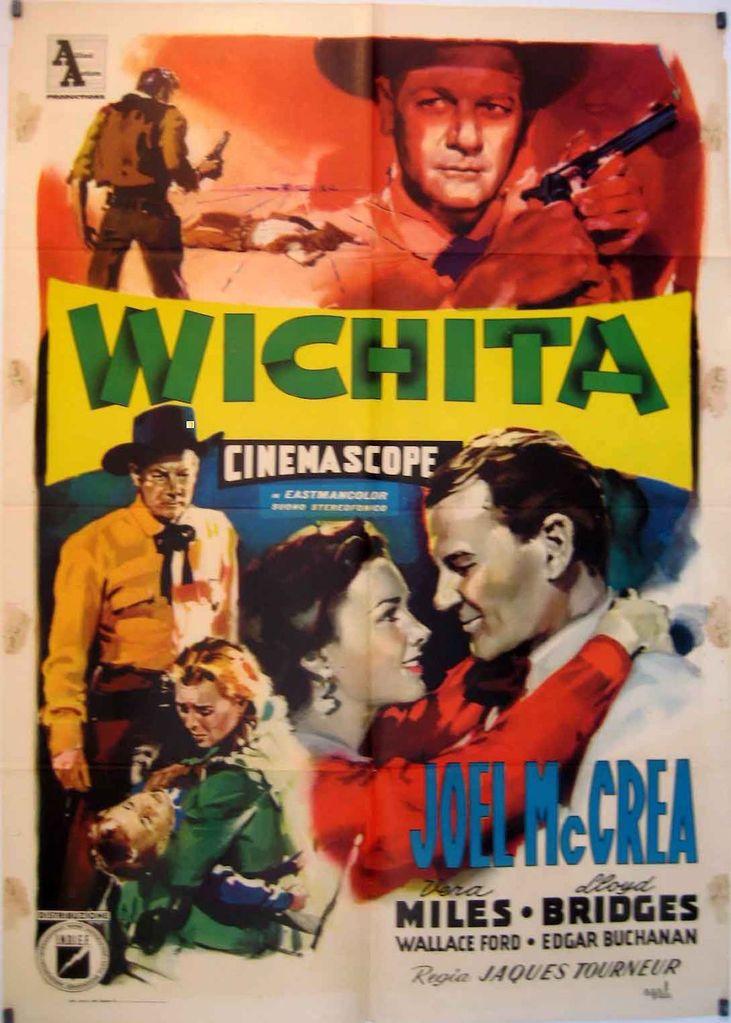 Poster for movie Wichita