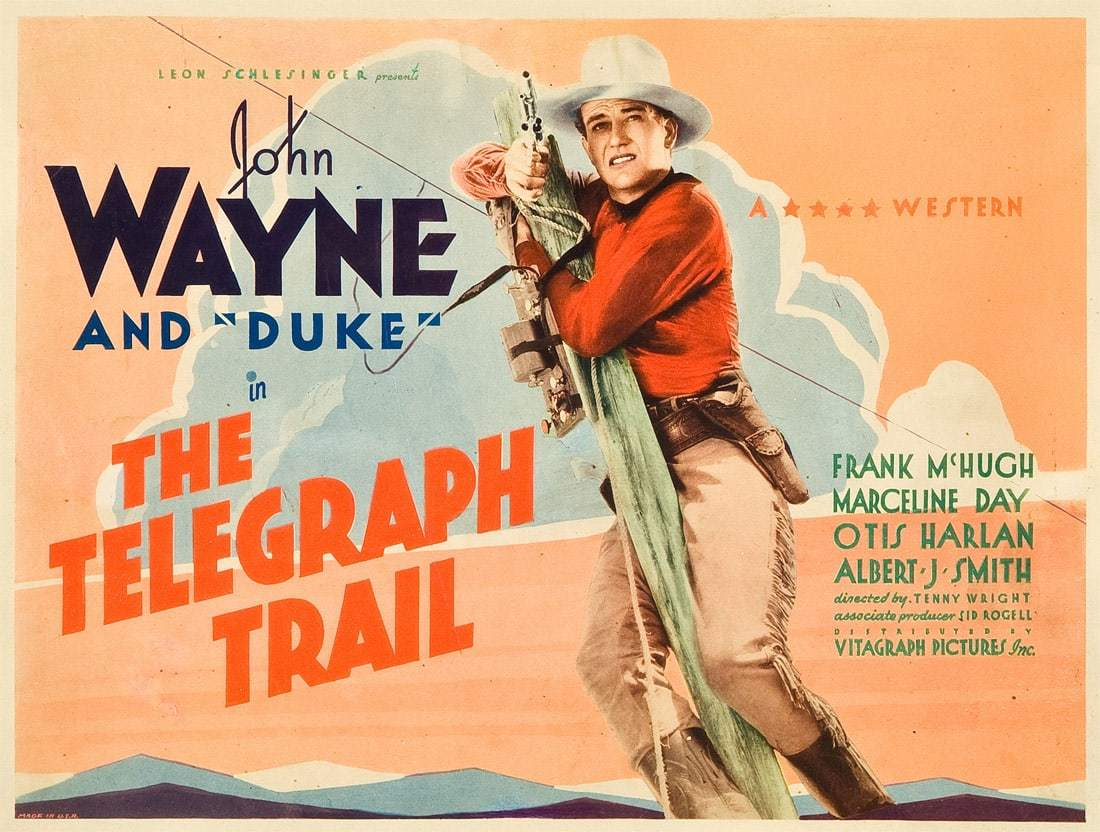 Poster for The Telegraph Trail