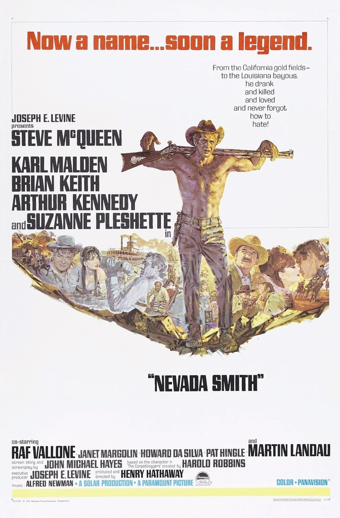 Poster for Nevada Smith image