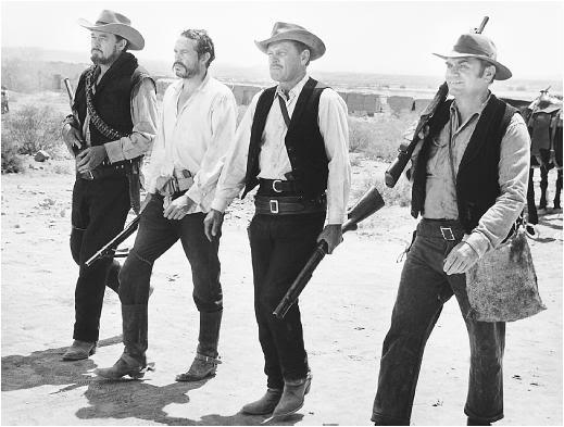 The Wild Bunch image