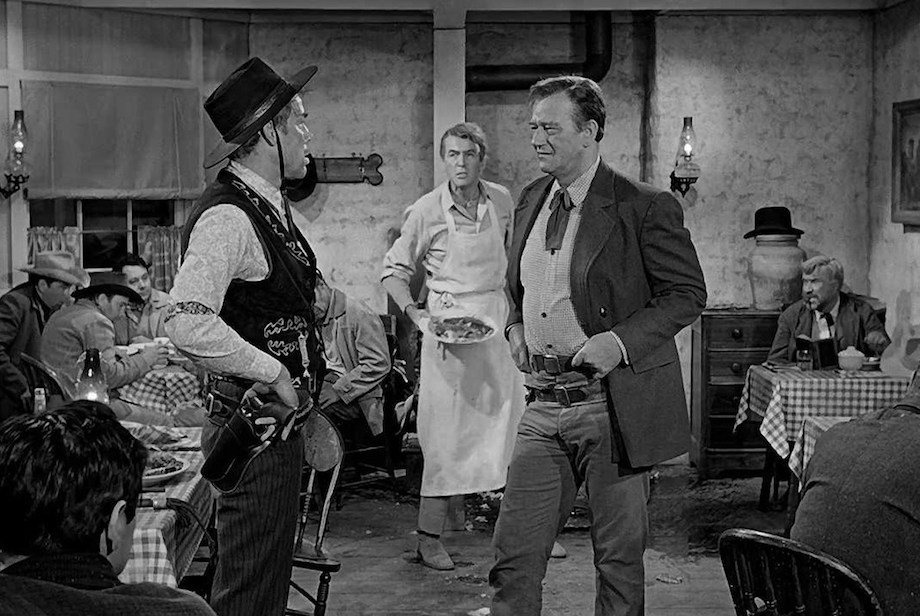 Photo still from The Man Who Shot Liberty Valance