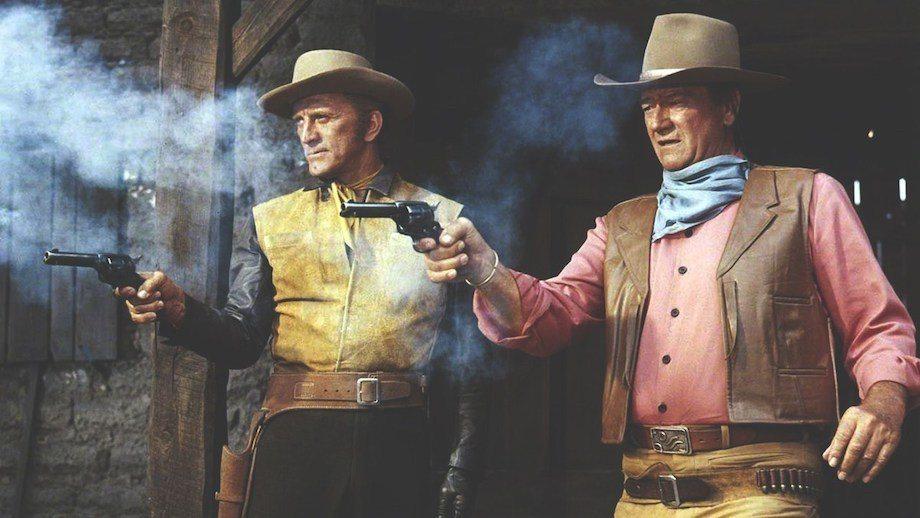 John Wayne Western