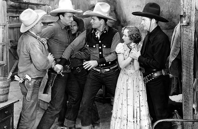 9bc9030735305 John Wayne 1930s Movies Archives - Mostly Westerns