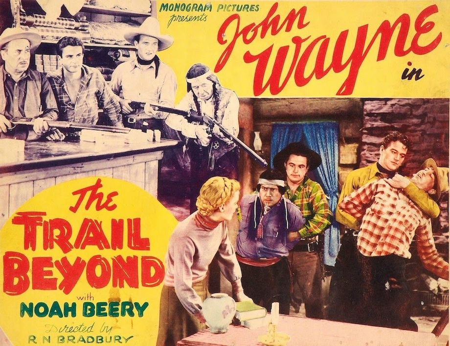 The Trail Beyond with John Wayne