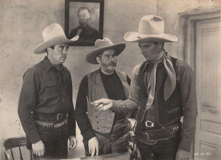 John Wayne & Gabby Hayes in Texas Terror
