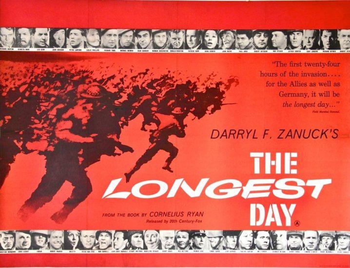 The Longest Day with John Wayne