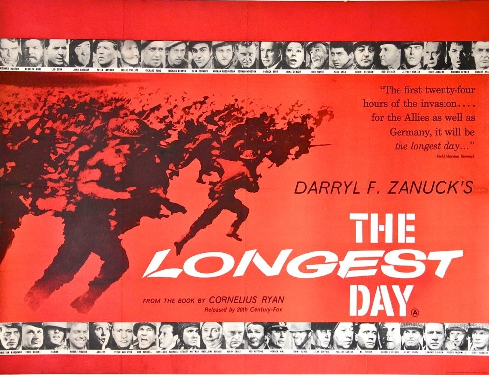 The Longest Day with John Wayne
