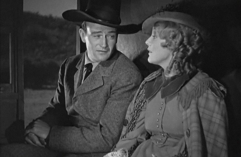 John Wayne 1930s Western movie King of the Pecos