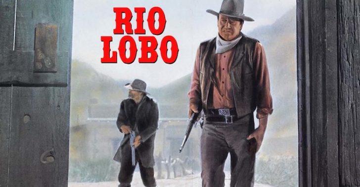 Rio Lobo poster