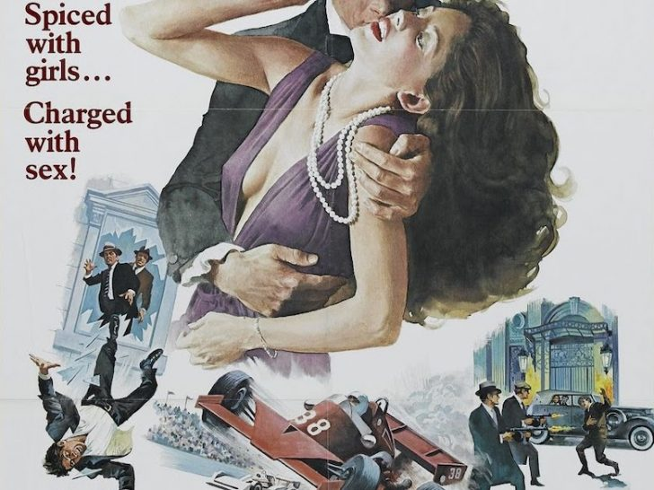 Movie poster for The Betsy