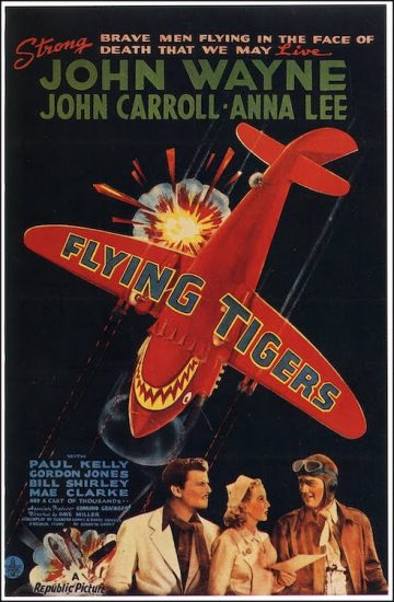 Flying Tiger film poster