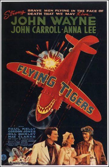 Flying Tiger film poster